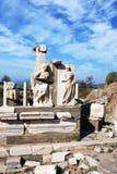 ruines d'ephesus Photographie stock libre de droits