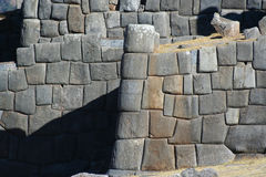 Ruines d'Inca Photographie stock