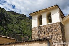 Ruines d'Ollantaytambo Images stock