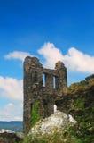 Ruines d'un château Photo libre de droits