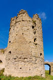 Ruines d'une vieille forteresse Image stock