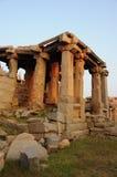 Ruines dans Hampi Photos stock