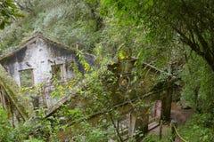 Ruines de centrale I images libres de droits