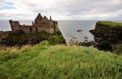 Château de Dunluce, Irlande du Nord photos libres de droits