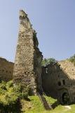 Ruines de château de Schaumburg Images stock