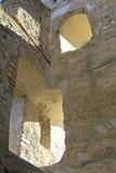 Ruines de château Kirchschlag Photos libres de droits