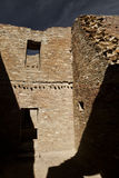 Ruines de Chaco Photographie stock