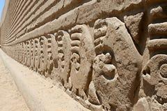 Ruines de Chan Chan photos libres de droits