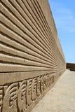 Ruines de Chan Chan photo libre de droits