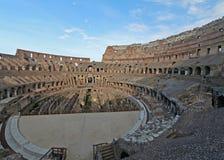 Ruines de Colosseum Image libre de droits