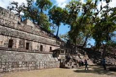 Ruines de Copan Photos libres de droits