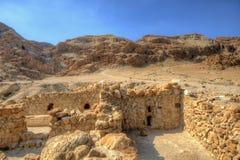 Ruines de désert Photographie stock