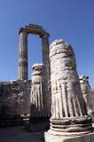 Ruines de Didim Photographie stock
