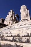 Ruines de Didim Photo stock