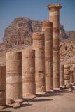 Ruines de fléau Image libre de droits