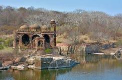 Ruines de fort Photos stock