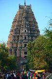 Ruines de Hampi, Inde Photographie stock libre de droits