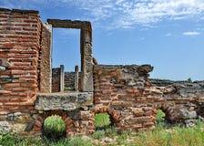 Ruines de Histria photographie stock libre de droits