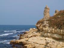 Ruines de Khersonesa Photographie stock