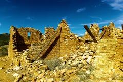 Ruines de Kinishba Image stock