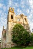 Ruines de l'église du Veronica de St images stock