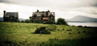 Ruines de l'Irlande Images libres de droits