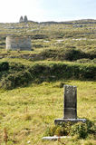 Ruines de l'Irlande Photos stock