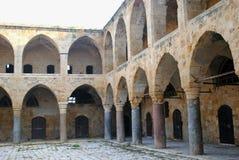 Ruines de la vieille ville photo stock