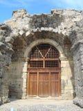 Ruines de la ville antique Image stock