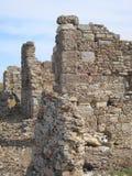 Ruines de la ville antique Photo stock