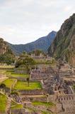 Ruines de Machu Picchu Image stock