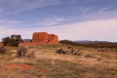 Ruines de mission des PECO Images libres de droits