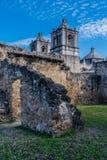Ruines de mission espagnole Photos stock