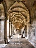 Ruines de monastère de Salzedas Photo libre de droits