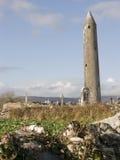 Ruines de Monastry en Irlande Images libres de droits