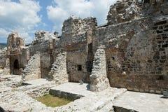 Ruines de mosquée à Sarajevo Photographie stock