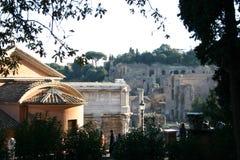 Ruines de négligence Image libre de droits