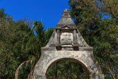 Ruines de pirate Photo stock