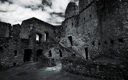Ruines de Rabi photo stock