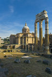 Ruines de Roma Foto de archivo libre de regalías