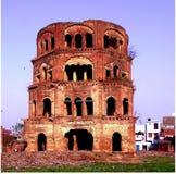 Ruines de Satkhanda Photos libres de droits