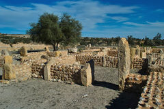 Ruines de Sbeitla Images stock
