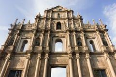 Ruines de StPaul Images stock