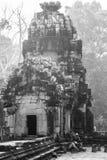 Ruines de temple antique chez Angkor Vat Images stock