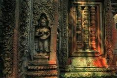 Ruines de temple de Prohm de ventres photographie stock