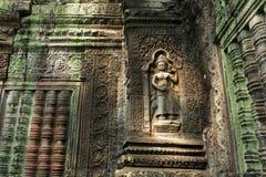 Ruines de temple de Prohm de ventres images libres de droits