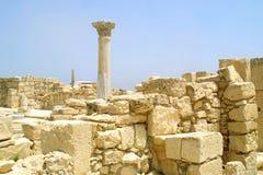 Ruines de théâtre antique Photos libres de droits