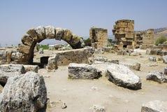 Ruines de ville antique. Photos libres de droits