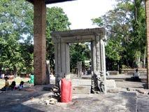 Ruines du DA Parbatiaa Images stock
