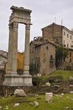 Ruines du temple d'Apollo Photos libres de droits